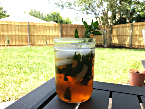 rooibos mint julep